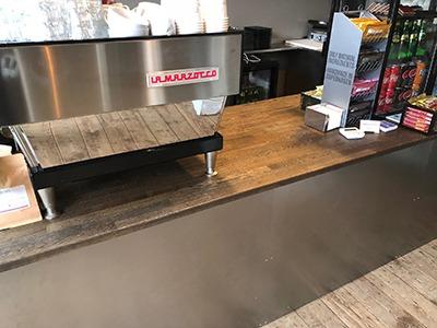 Cafeindretning Klemme Design